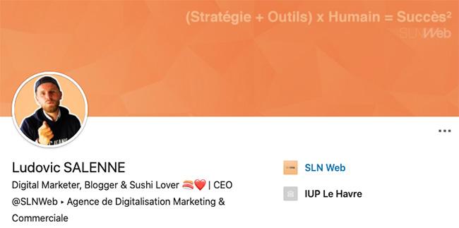 comment créer un profil linkedin pour le social selling