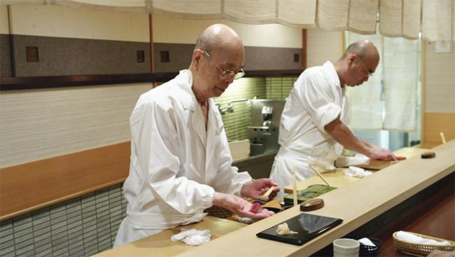 Les leçons marketing du sushi
