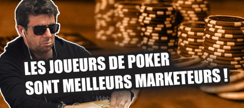 Comment le poker aide a améliorer son marketing