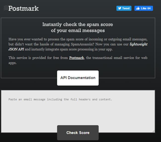 Suivre sa reputation expediteur avec Postmark
