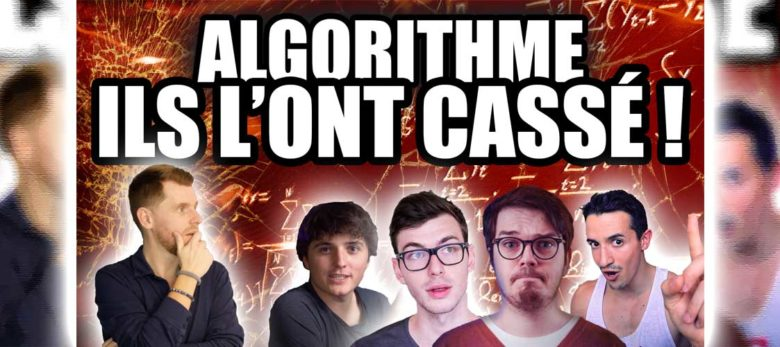 etude sur le fonctionnement de l'algorithme youtube