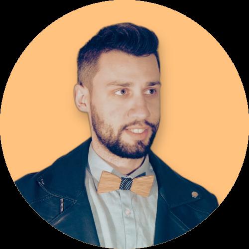 Germain Hiron consultant marketing digital chez SLN Web